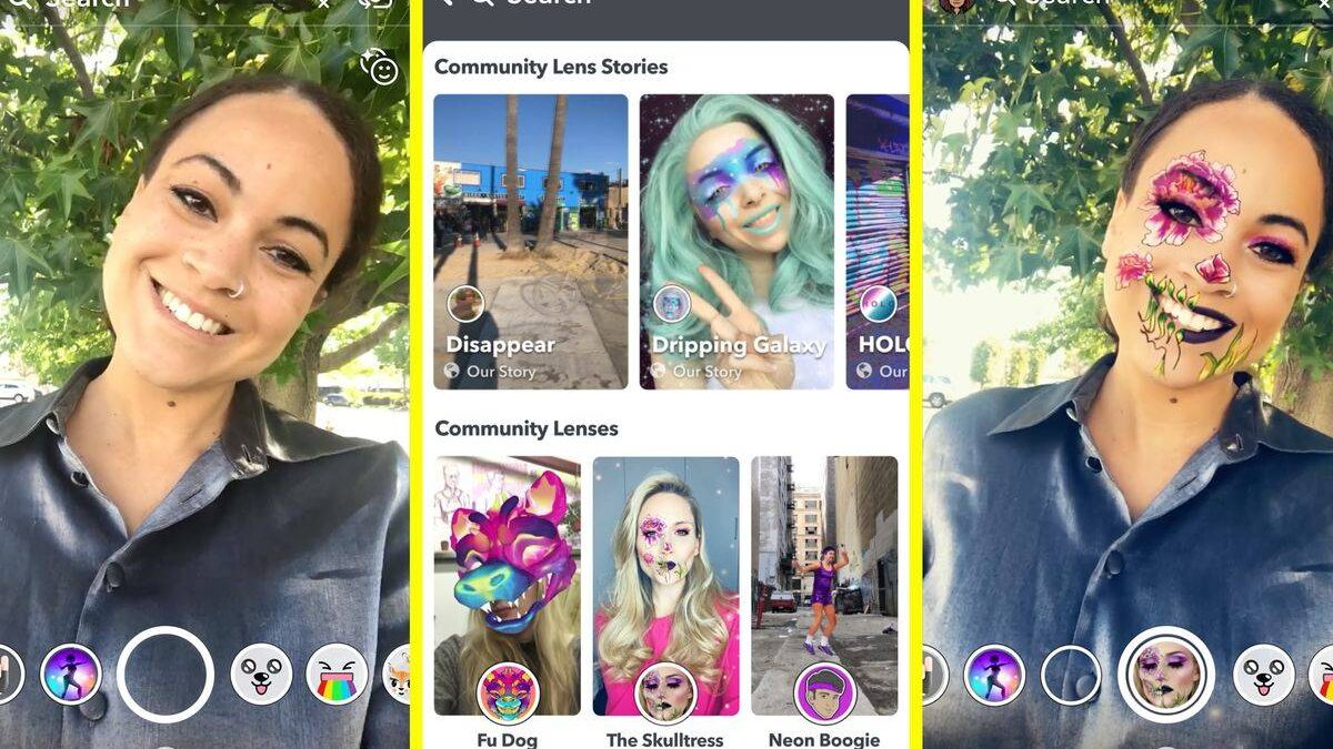 Snapchat Filters – Everything you need to know about Snapchat filters