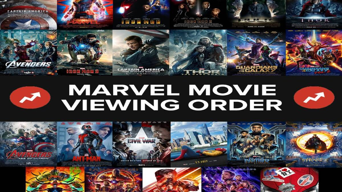 Marvel Movies in Order – All Marvel Movies in Chronological Order and Release date