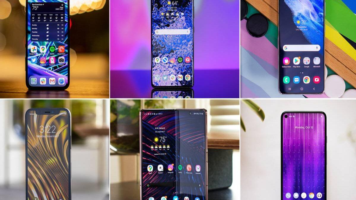 Best phones of 2021 – Best phones in 2021 and the top smart phones rated