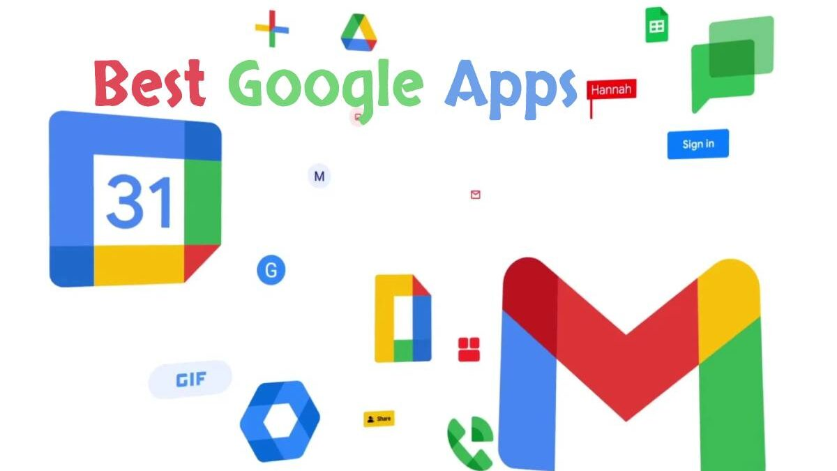 Best Google apps – Eight Little-Known Google Apps That Are Very Helpful