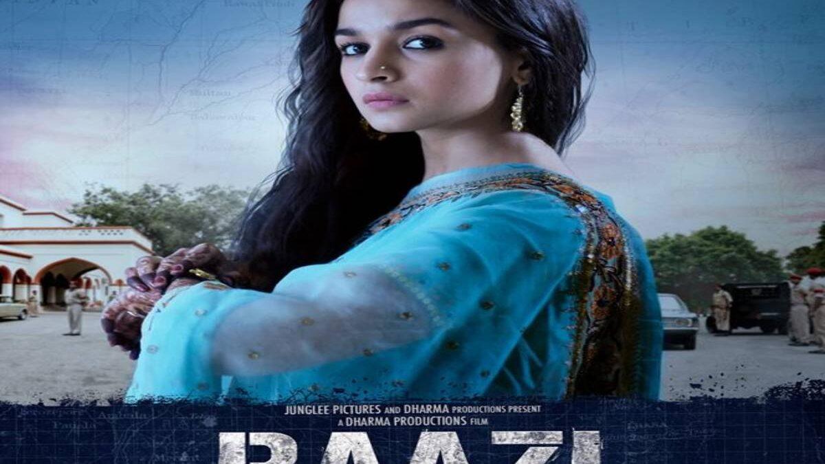 Raazi (2018) HDRip Full Hindi Movie Download and Watch Online Free