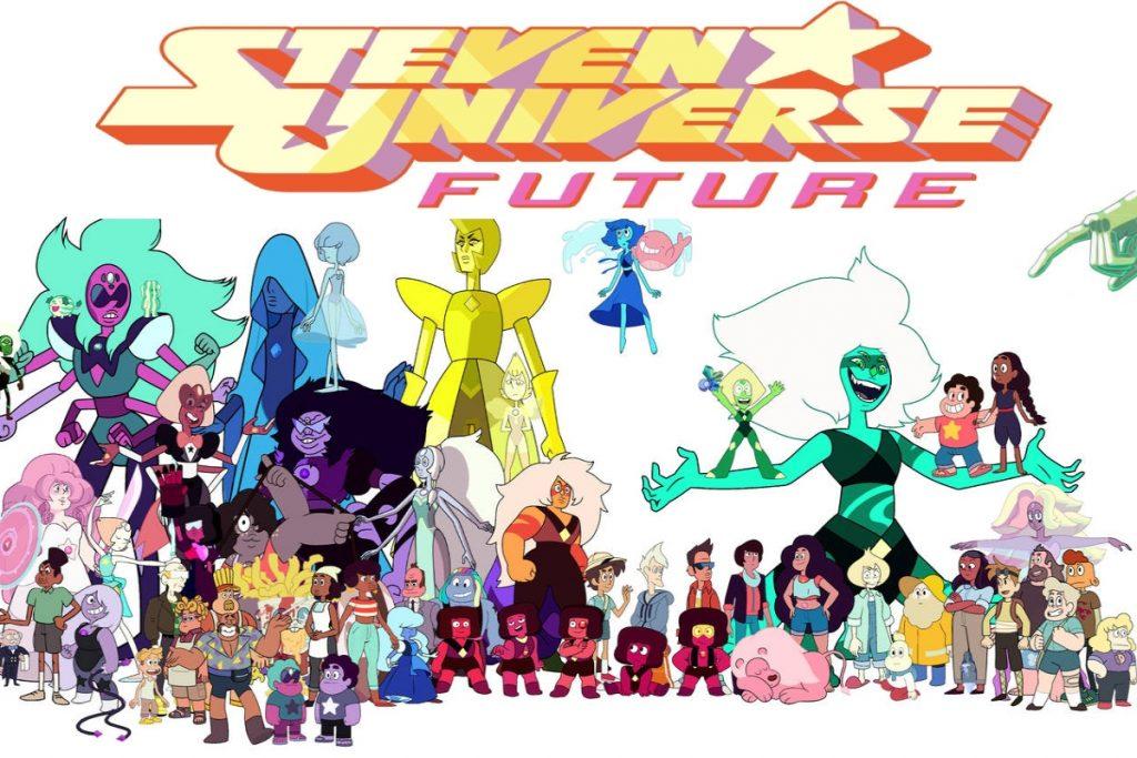 Steven Universe Future Dailymotion