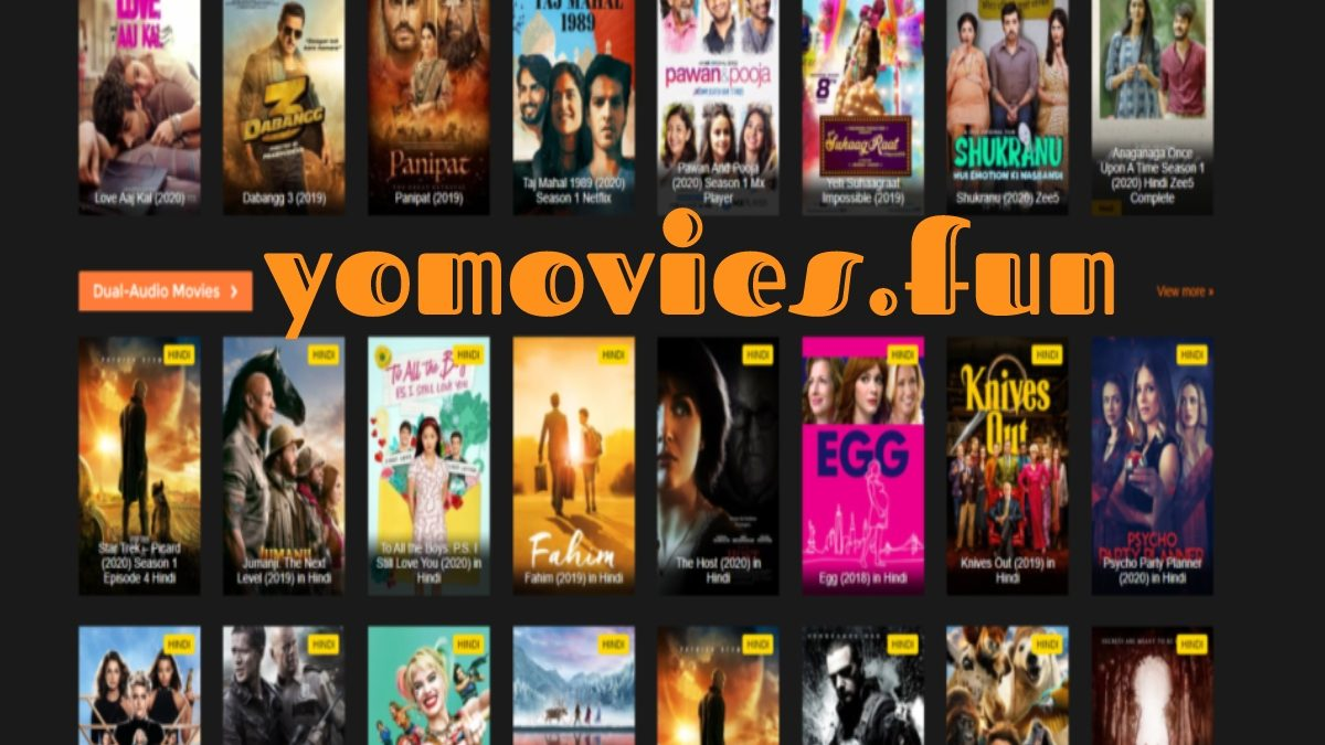 yomovies.fun – Watch Free Latest Movies and TV Shows Online 2021