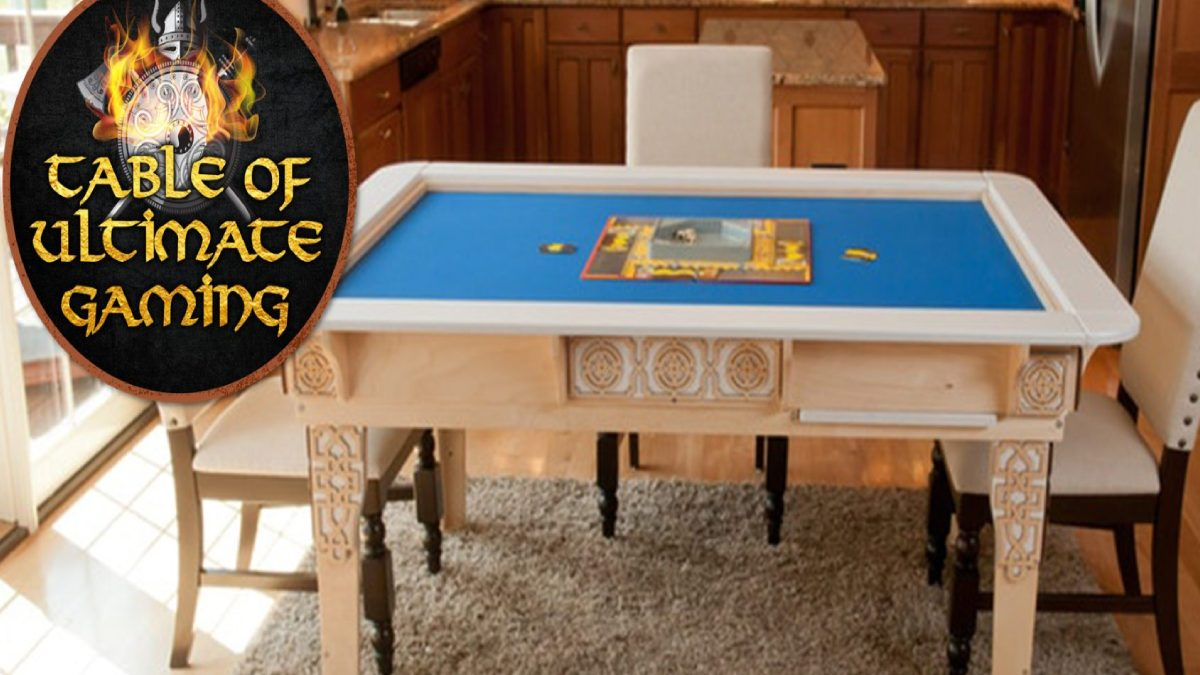 Table of Ultimate Gaming – The Ultimate Game Table Guide, Reviews, Tips, and More