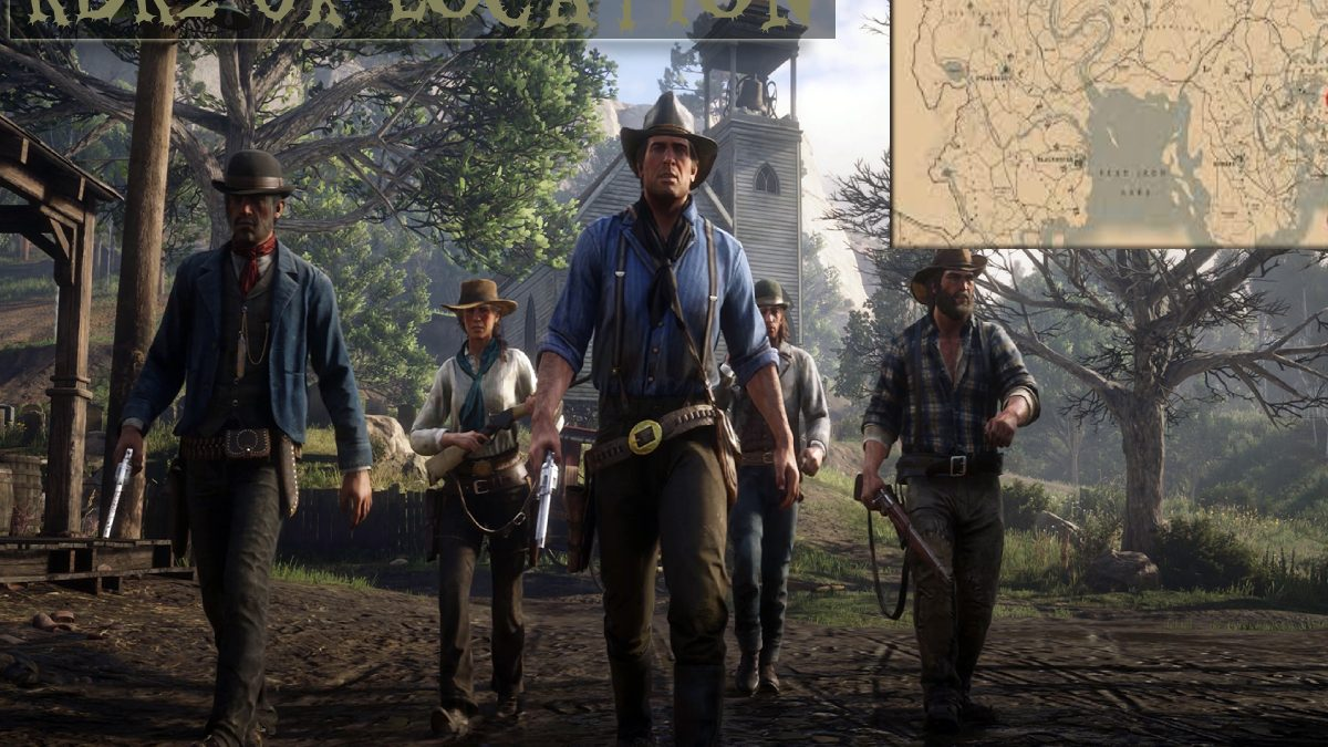 RDR2 Ox Location – RDR2 Ox Location Perfect Hunting Guide, Crafting, and Tips