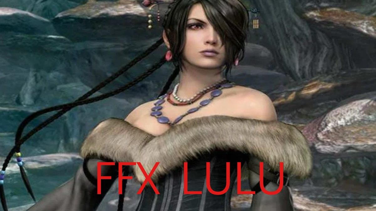 FFX Lulu- Final Fantasy X, Character profile and Techniques