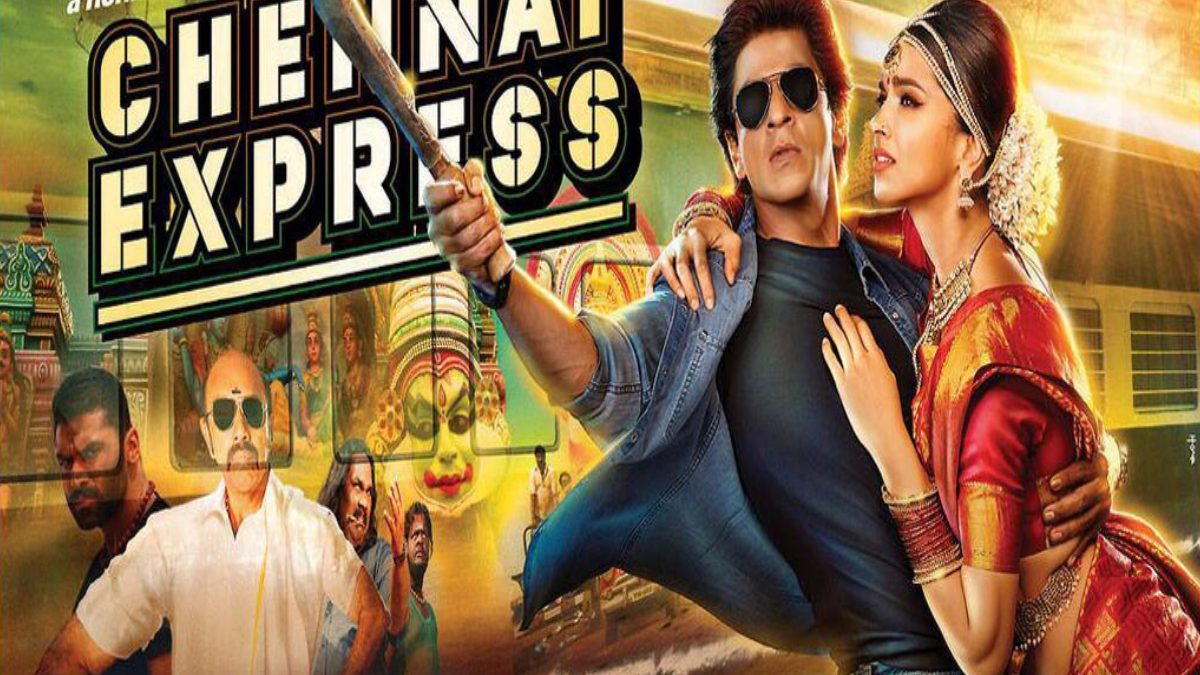 Chennai Express Full Movie Download and Watch 720p Online