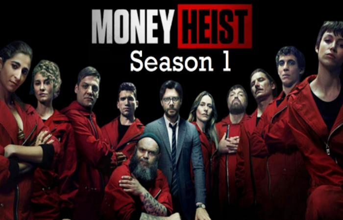 Money Heist Season 1 Download