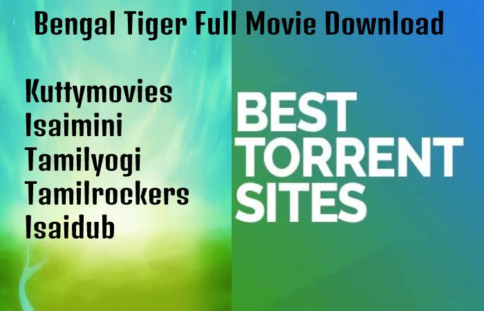 bengal tiger movie