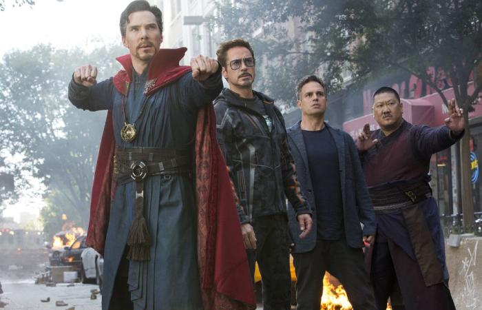 Avengers: Infinity War Yify 1080p