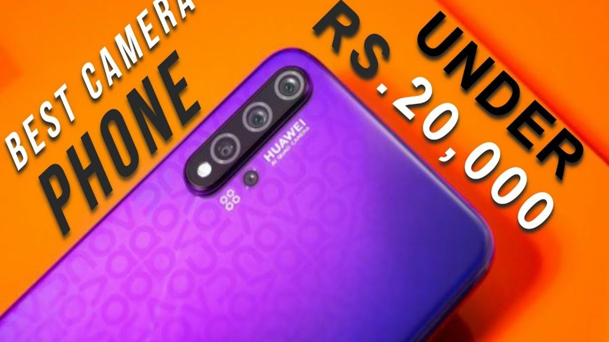 Best Camera Mobile Phones under Rs.20000 in India 2021