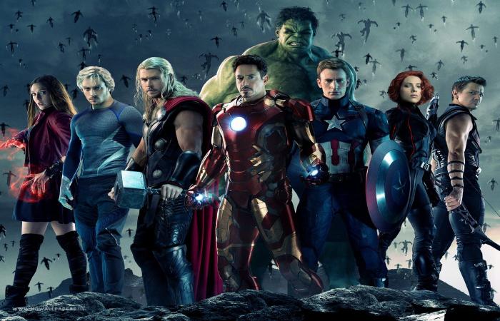 Avengers Torrent