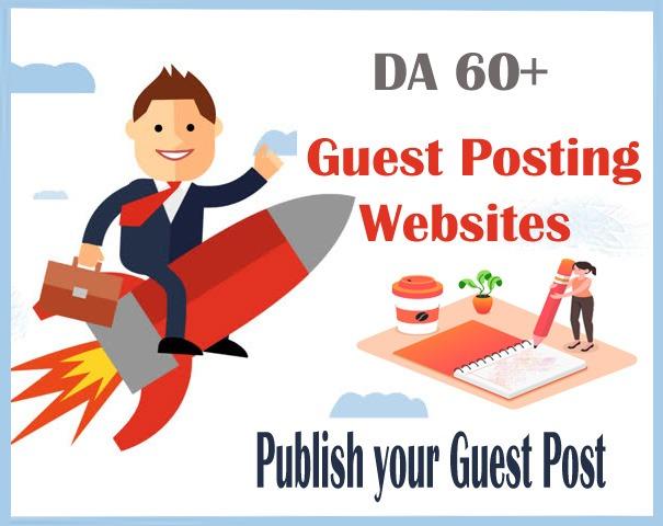Guest Blogging Websites